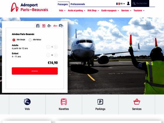 Photo image Aeroport de Paris Beauvais Tille