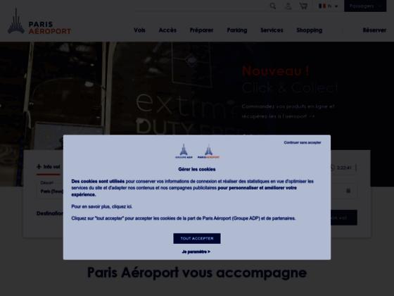 Photo image Aéroports de Paris, Orly, CDG (Roissy), horaires & infos vols - Aeroports de Paris