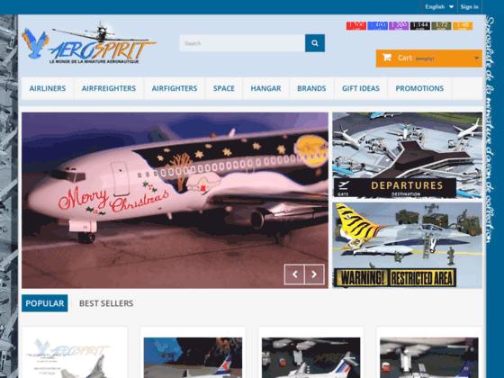 Photo image Boutique - AeroSpirit - Boutique Passion Aeronautique