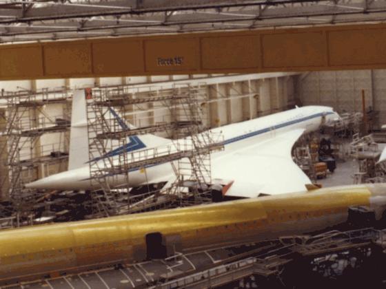 Photo image Histoire aéronautique Plus de 80 ans d'histoire