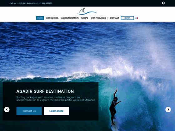 SURF MAROC | Séjour avec Cornile Christophe Agadir Surf Destination