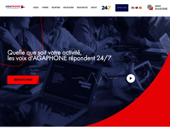Détails : Agaphone