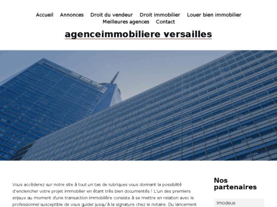 Détails : agenceimmobiliere-versailles.com