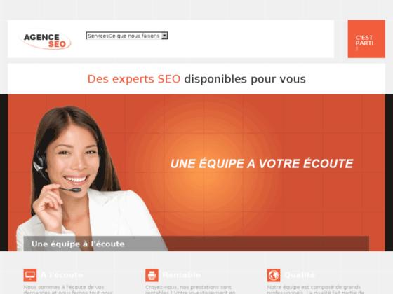 Détails : Agence de référencement Agence SEO.eu
