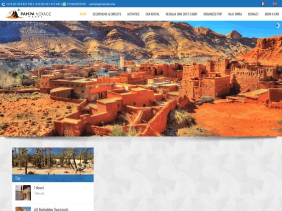 Détails : Agence voyage maroc