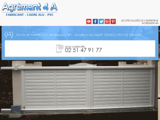 Détails : Agrement 4A, entreprise de menuiserie