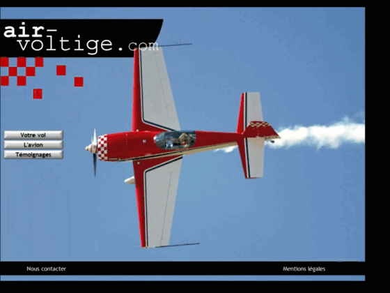 Photo image Air-voltige: voltige aerienne, sensations fortes, acrobaties