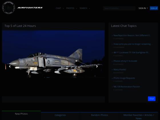 Photo image AIRFIGHTERS.COM - Military Aircraft Photos