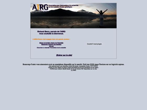 Photo image Association pour l'information et la recherche sur les maladies renales genetiques (AIRG)