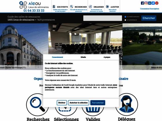 Détails : www.aleou.fr