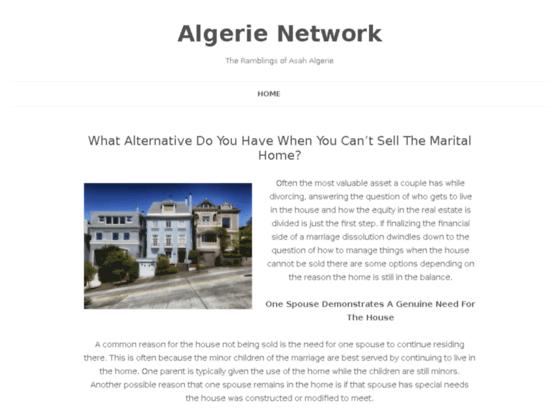 Photo image Algerie-net