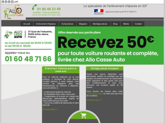 Détails : allocasseauto.com