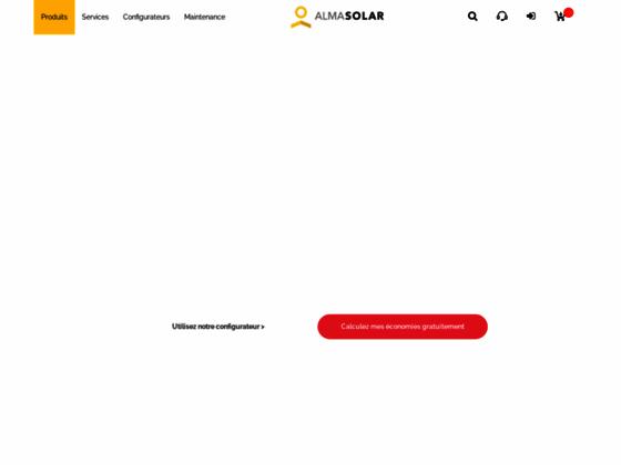 Alma Solar Shop - Panneaux solaires
