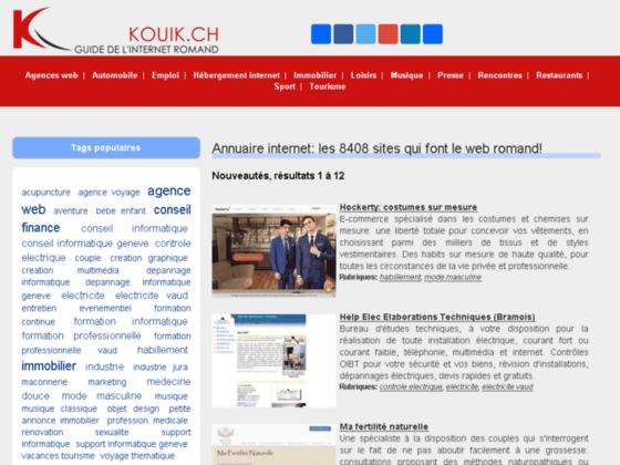 Détails : Petites annonces classées - Suisse