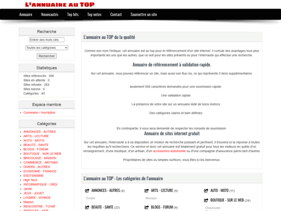 Annu-top Annuaire