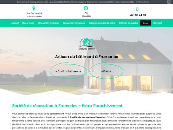 image du site https://www.antonimazzeo-renovation.be/