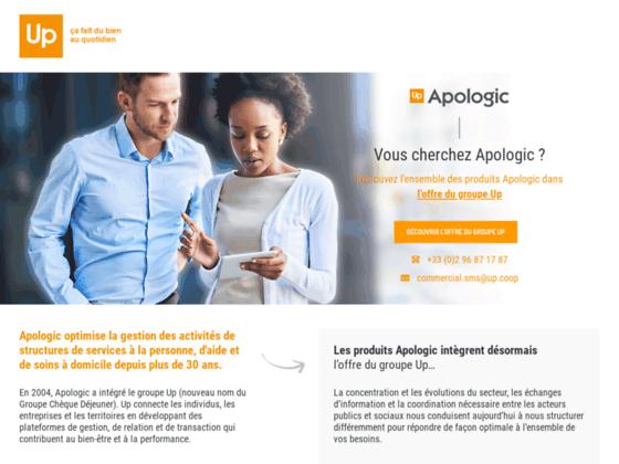 Détails : Apologic – Logiciels de gestion de services à la personne