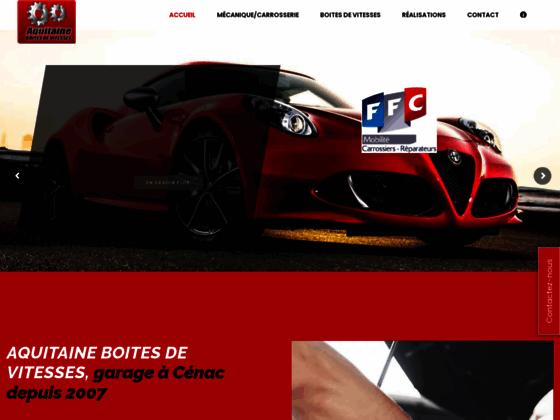 image du site https://www.aquitaine-boites-vitesses.com