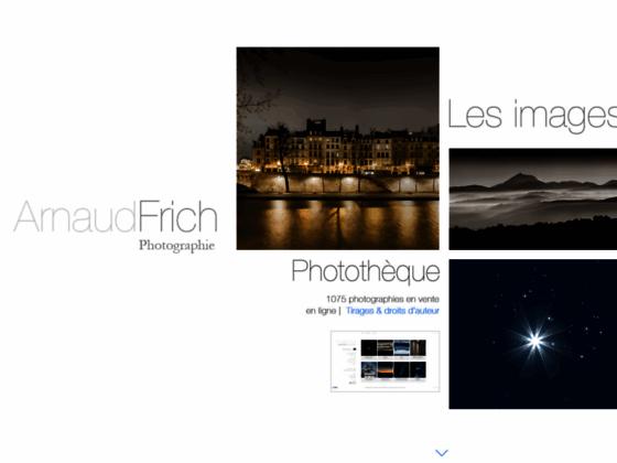 Photo image Frich, Arnaud