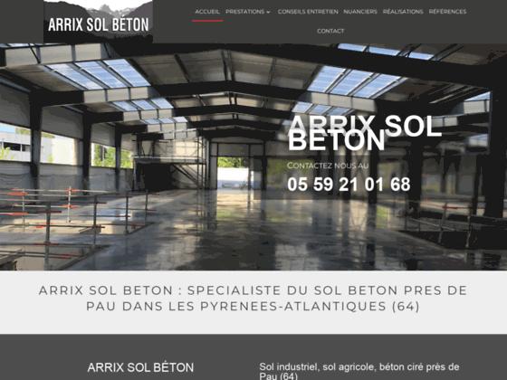 Détails : Arrix Sol Béton : Revêtement béton pour votre sol (64)