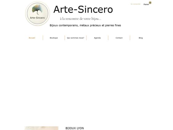 image du site http://www.arte-sincero.com