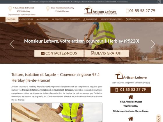 image du site https://www.artisan-couvreur-herblay.fr/