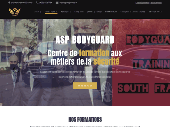image du site https://www.aspbodyguard.com