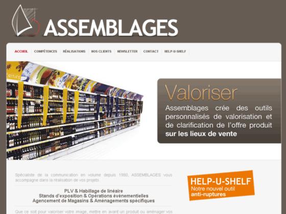 Assemblages : outils de valorisation de l'offre produit