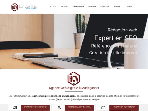 Détails : Redaction web madagascar