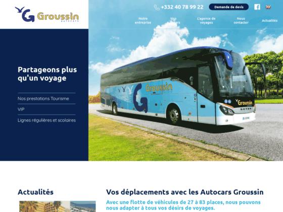 Détails : Compagnie d'autocars en Pays de la Loire