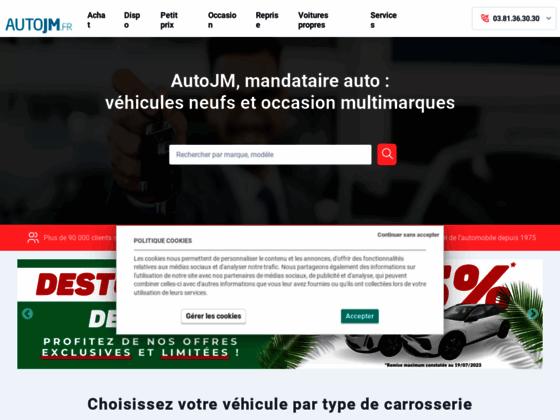Détails : AutoJm votre partenaire automobile