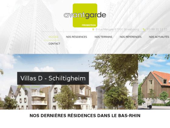 Détails : A la recherche d'un appartement neuf à Strasbourg?
