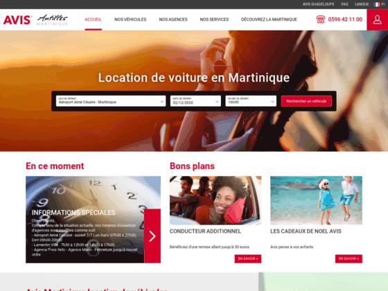 image du site https://www.avis-martinique.com/