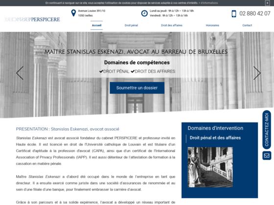 image du site https://www.avocat-eskenazi.be