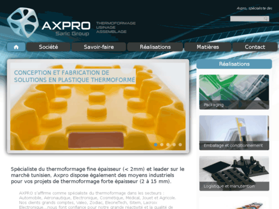 image du site http://www.axpro-thermo.com/