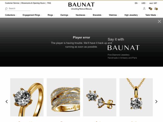 image du site https://www.baunat.com/fr/