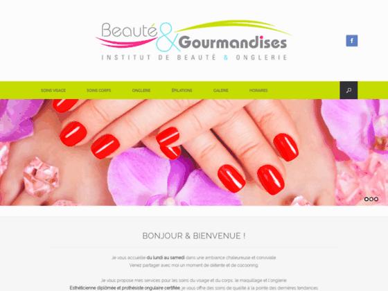 Institut à Cognac - Beauté & Gourmandises