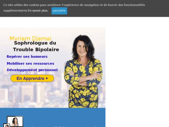 Détails : Sophrologie du trouble bipolaire