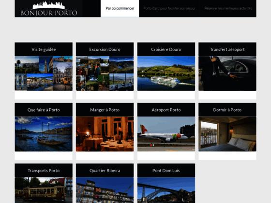 Détails : Bonjour Porto