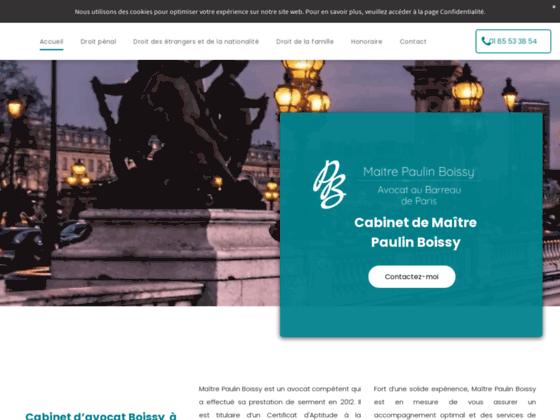 image du site http://www.cabinet-boissy-avocat.fr/