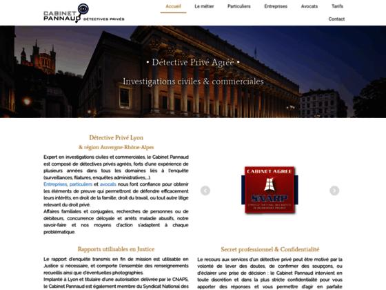 Détails : Pannaud - Cabinet de détectives privés