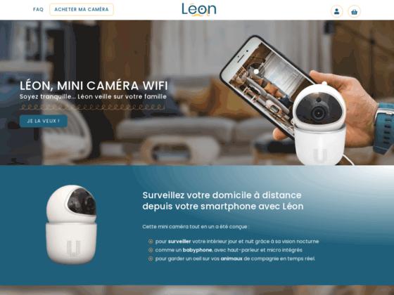 image du site https://camera-leon.com