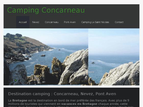 Tourisme dans le Finistère Sud en Bretagne