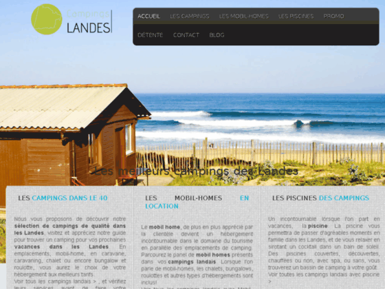 Détails : Tourisme dans les Landes