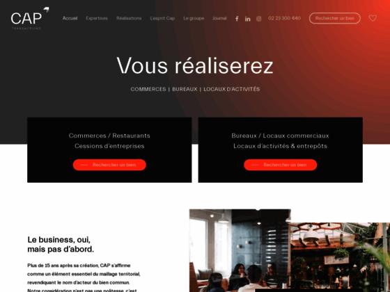 Détails : Cap Transactions en Bretagne et Loire Atlantique