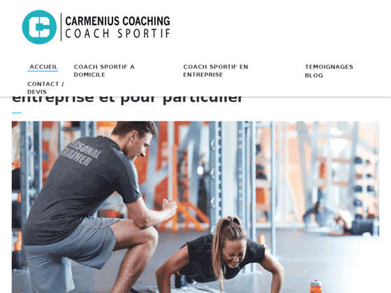 Détails : PLACIDE FITNESS COACHING