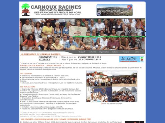 Photo image carnoux racines