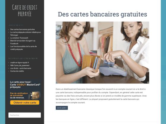carte bancaire prépayée : tous les avantages