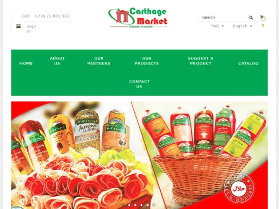 Détails : Carthage Market