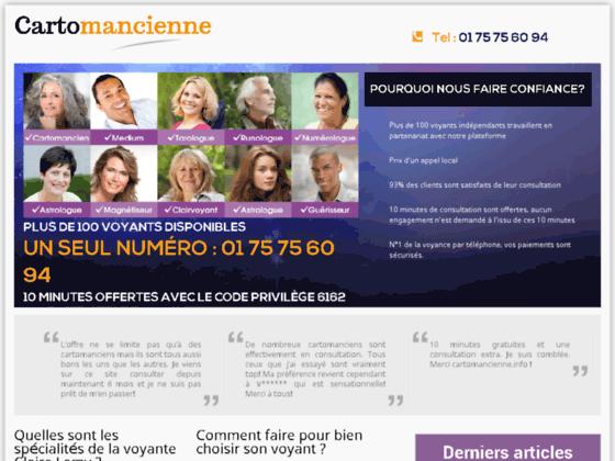 Détails : Consultation cartomancienne gratuite par téléphone